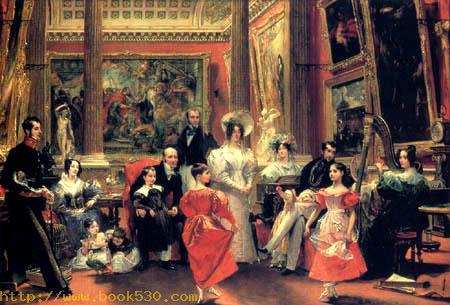 The Grosvenor Family