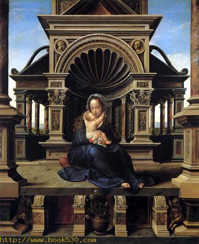 The Virgin of Lovaina