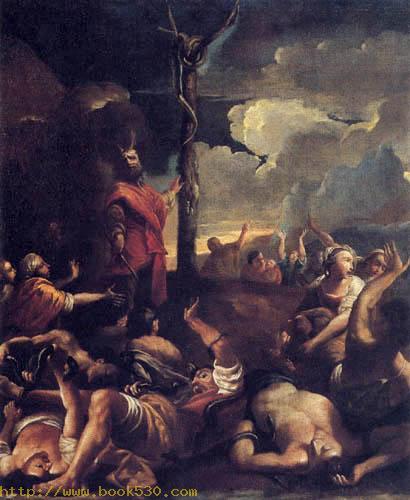 Moses und die Schlange