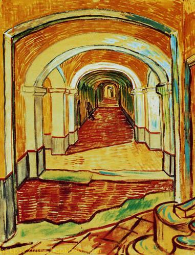 Sanatoriumcorridor