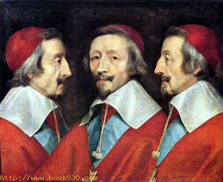 The triple portrait of Richelieu