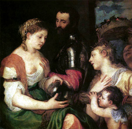 Allegory of the wedding