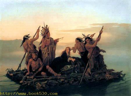 Indians kidnap Boones daughter