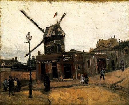 La Moulin de la Galette