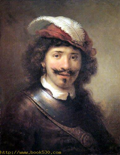 Portrait of a young man with cap