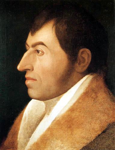 Portrait of Ernst Platner