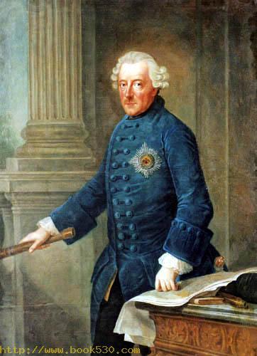 Portrait of Friedrichs ll of Prussia