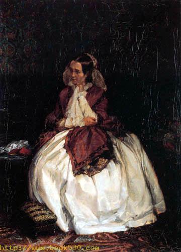 Portrait of Madame Maercker