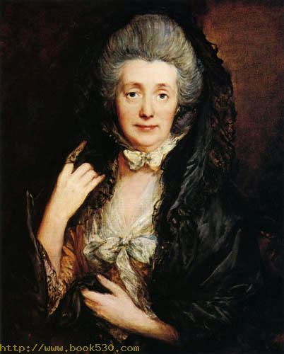 Portrait of Mrs.Gainsborough