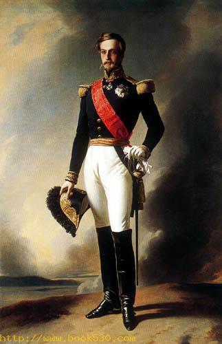 Portrait of the Duke of Aumale