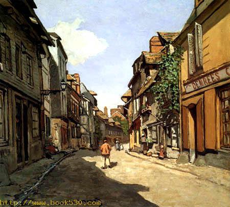 Rue de la Bavolle, Honfleur