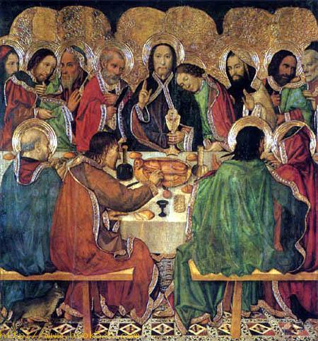 The last communion