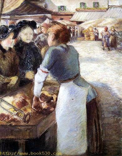 The market stand