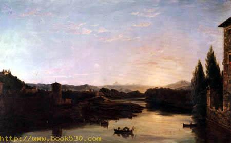 View of el river Arno