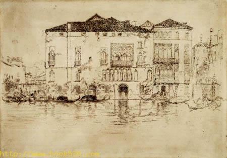 Palast in Venedig