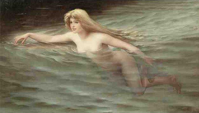 A Sea Nymph