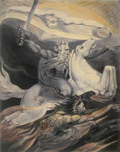Death on a Pale Horse