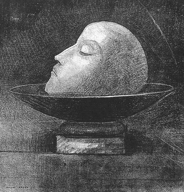 Head of a Martyr