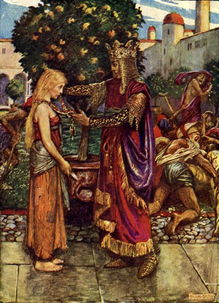 King Cophetua and the Beggar-Maid