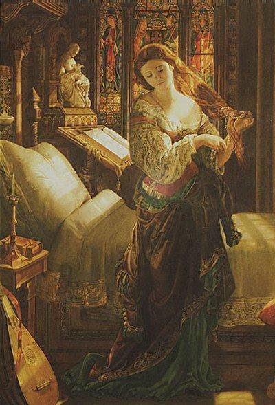 Madeleine After Prayer