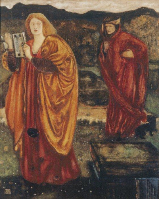 Merlin and Nimüe
