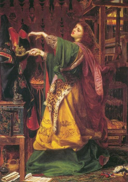Morgan Le Fay; Queen of Avalon