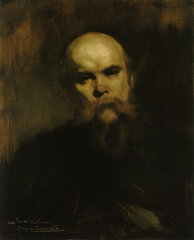 Portrait of Verlaine