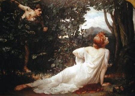 The Death of Procris