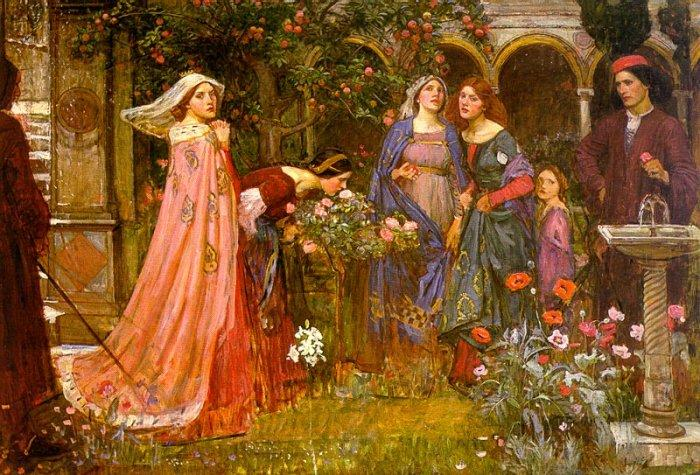 The Enchanted Garden