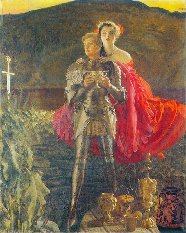 a literary analysis of the wedding of sir gawain and dame ragnell
