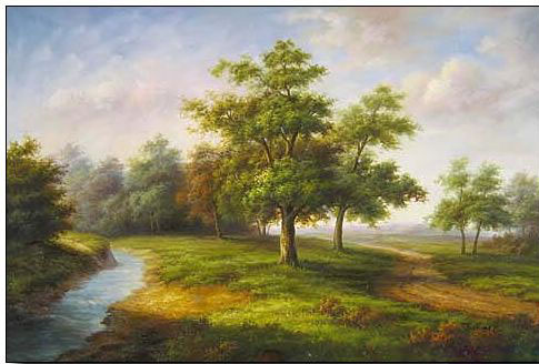 Landscape Oil PaintingLandscape Painting