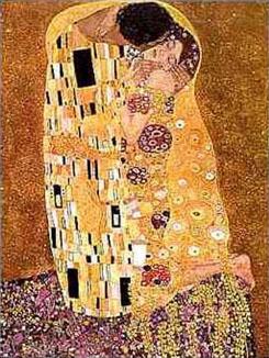 Der Kuss Oil Painting
