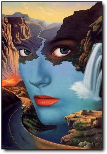 Fantasy oil painting,Fantasy Oil Painting,art painting ...