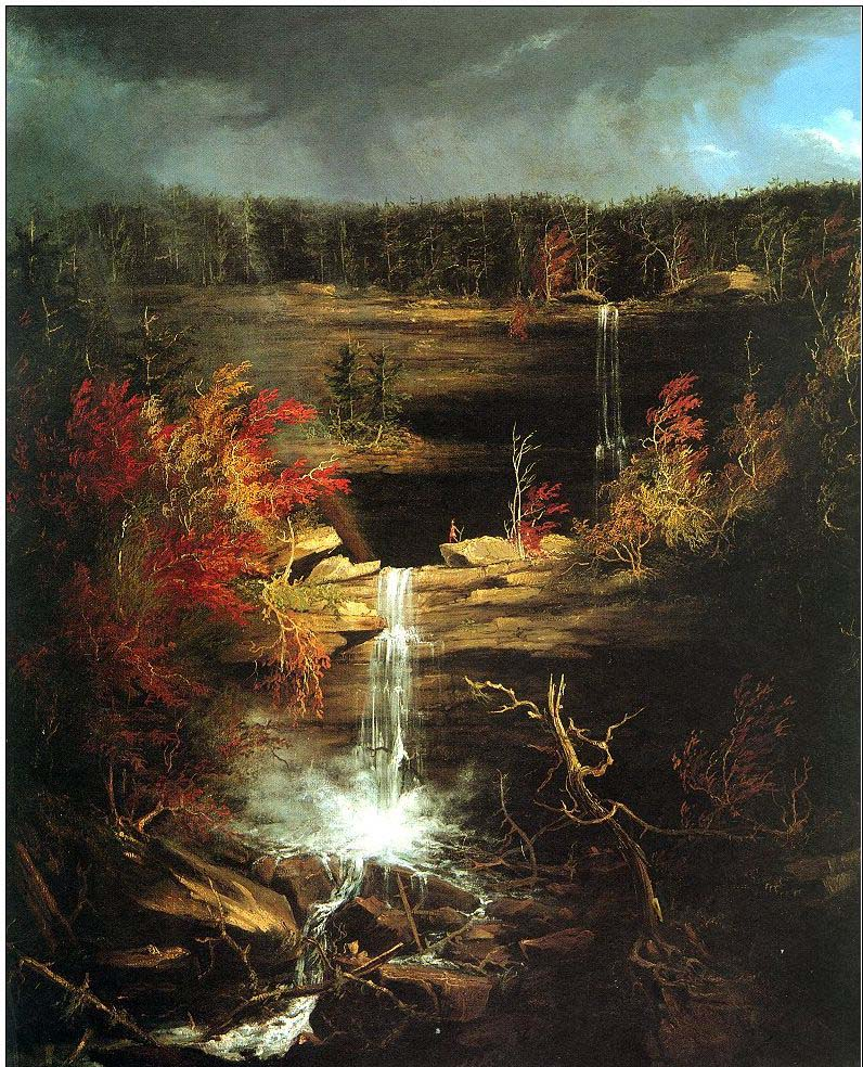 American oil painting