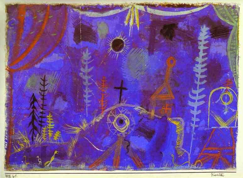 Oil painting:Hermitage. 1918