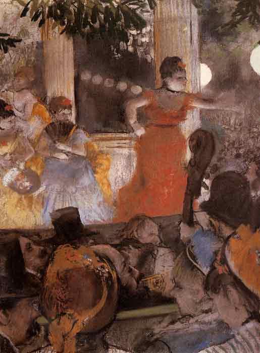 Oil painting for sale:Aux Ambassadeurs