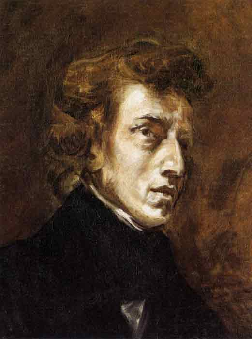 Oil painting for sale:Frederic Chopin, 1838