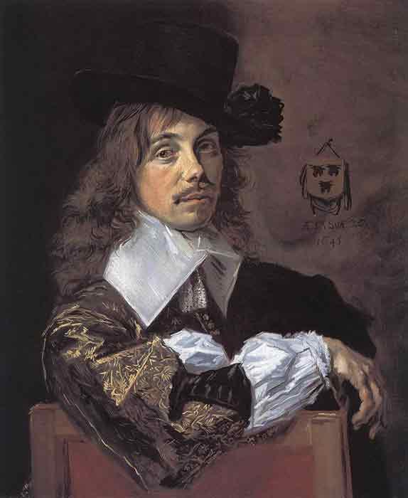 Oil painting for sale:Willem Coenraetsz Coymans, 1645