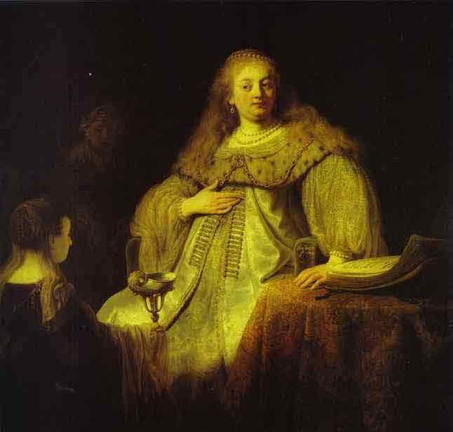 Artemisia. 1634