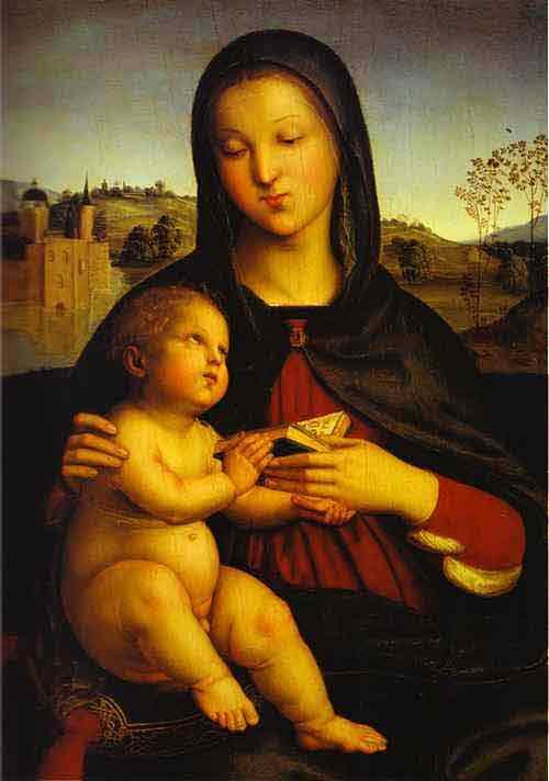 Madonna and Child. c.1503