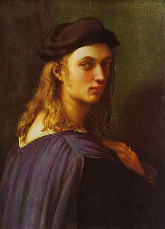 Portrait of Bindo Altoviti. c.1515