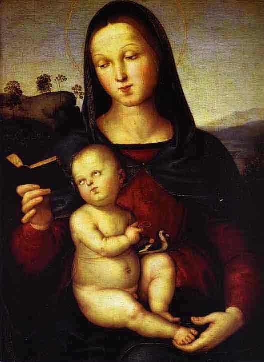 Solly Madonna. c.1502