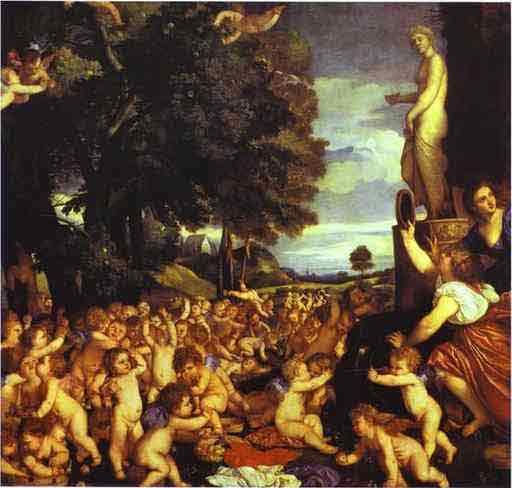The Worship of Venus. 1518