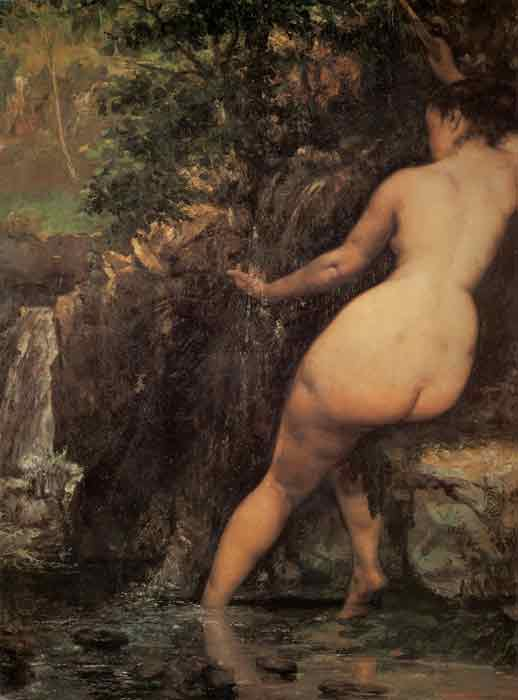 Oil painting for sale:The Source, 1868