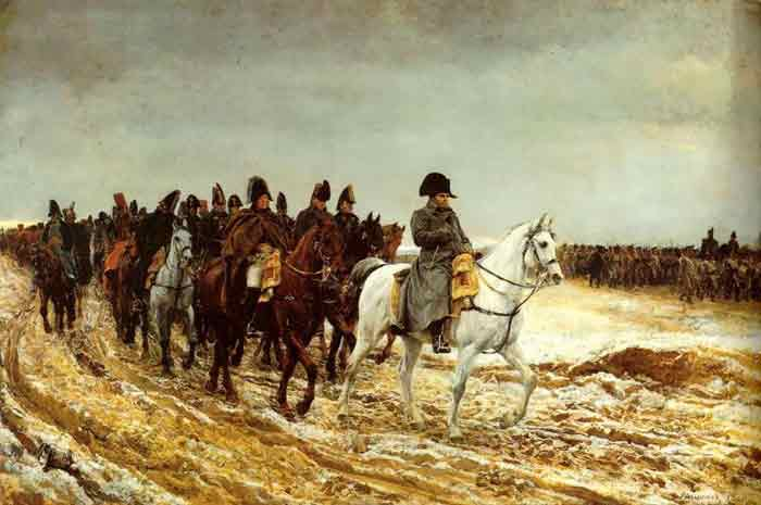 Oil painting for sale:The French Campaign, 1861