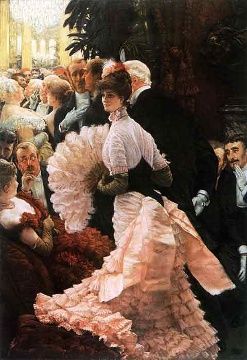 Oil painting for sale:The Political Lady, 1883-1885