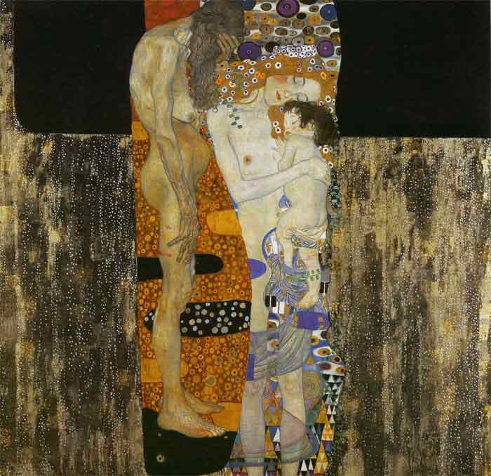Oil painting for sale:The Three Ages of Woman, 1905