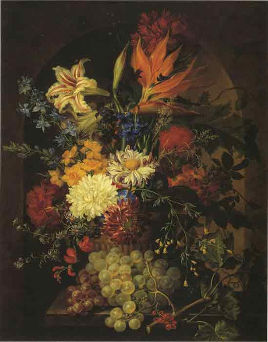 Oil painting for sale:Blumenstraub, 1838