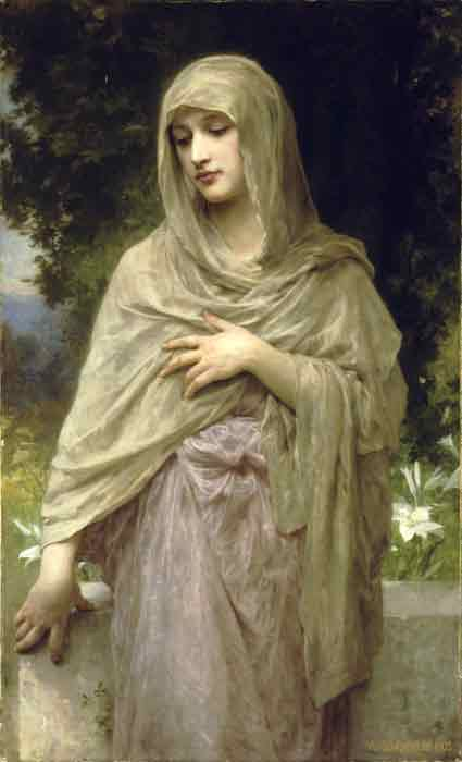 Oil painting for sale:Modestie [Modesty], 1902