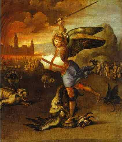 St. Michael. c.1503-1504